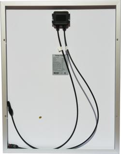Bateria słoneczna 50W 12V (mono)